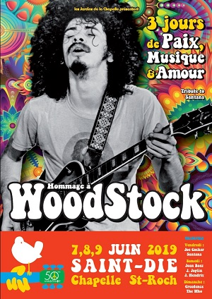Vendredi 7 Juin : (Tribute to) Joe Cocker & Santana