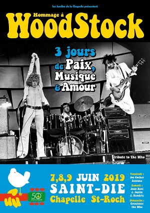 Dimanche 9 Juin : (Tribute to) Creedence & The Who